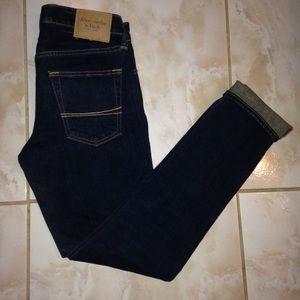 Abercombie & fitch super skinny jean